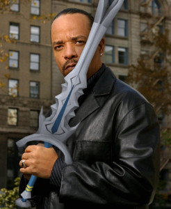 "last.fm LAW & ORDER: SPECIAL VICTIMS UNIT-- NBC Series -- Pictured: Ice-T as Det. Odafin ""Fin"" Tutuola -- NBC/Universal Photo: Paul Drinkwater"