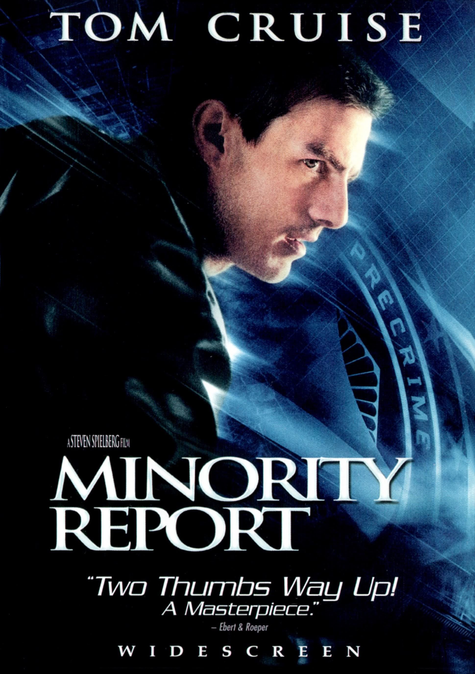 science-fiction Minority Report