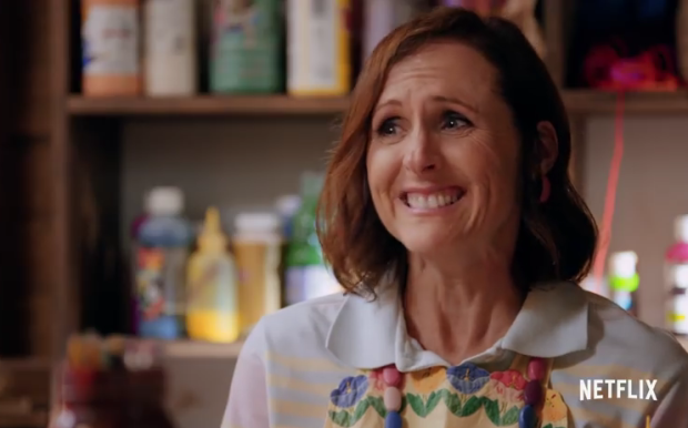 wet hot american summer molly shannon
