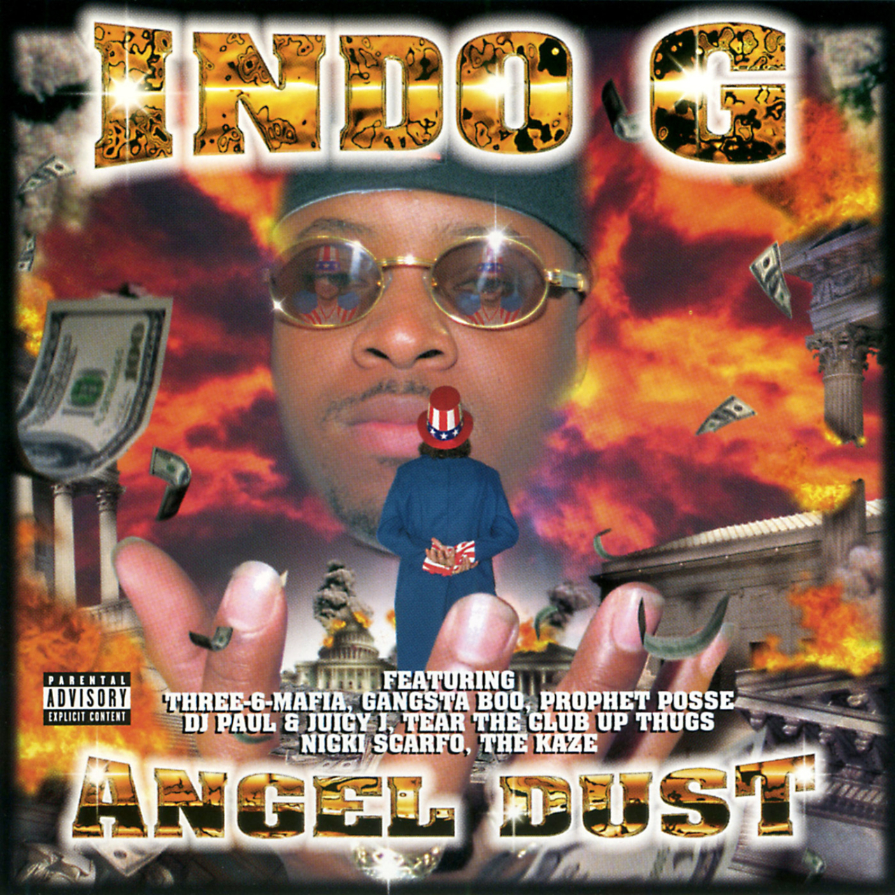southern hip hop angel dust