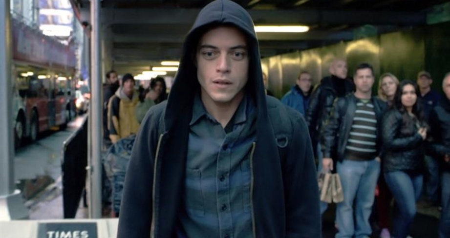 mr. robot elliot crazy