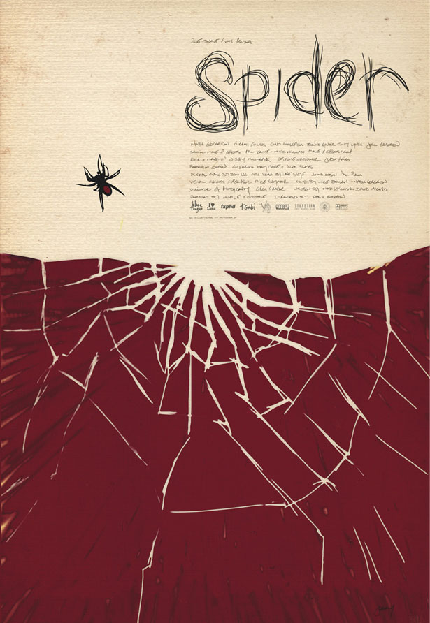 short films spider