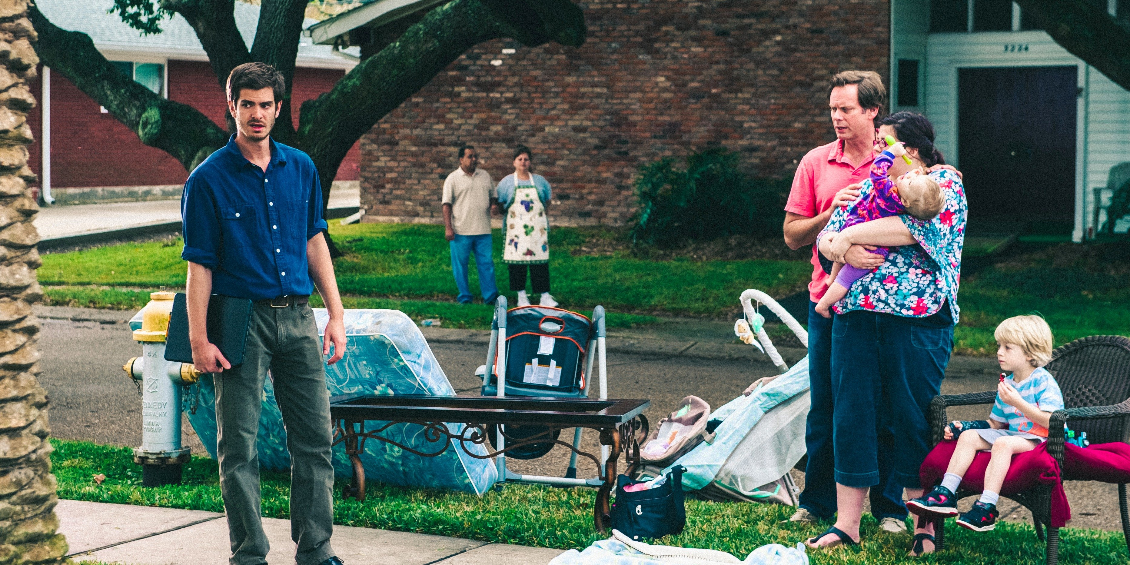 99 homes evicted family