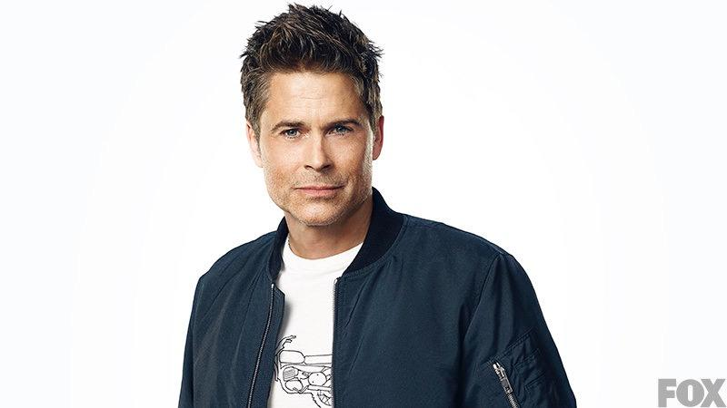the grinder rob lowe