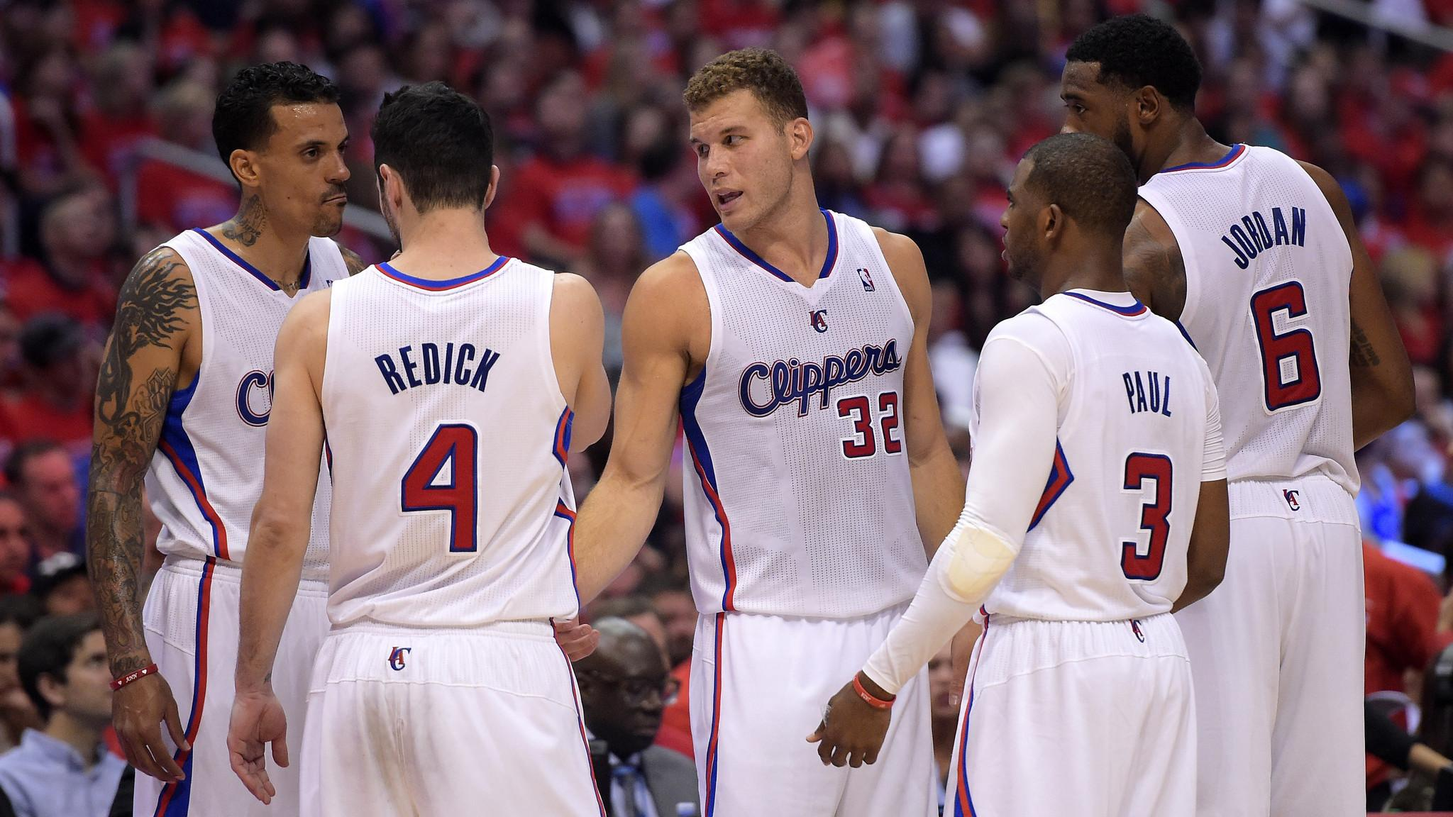 into the badlands blake griffin clipper