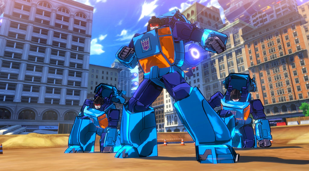 transformers: devastation con
