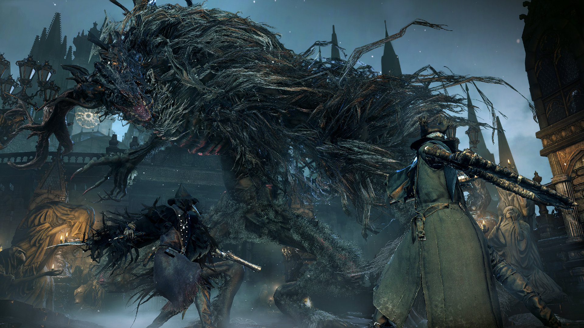 top video games bloodborne
