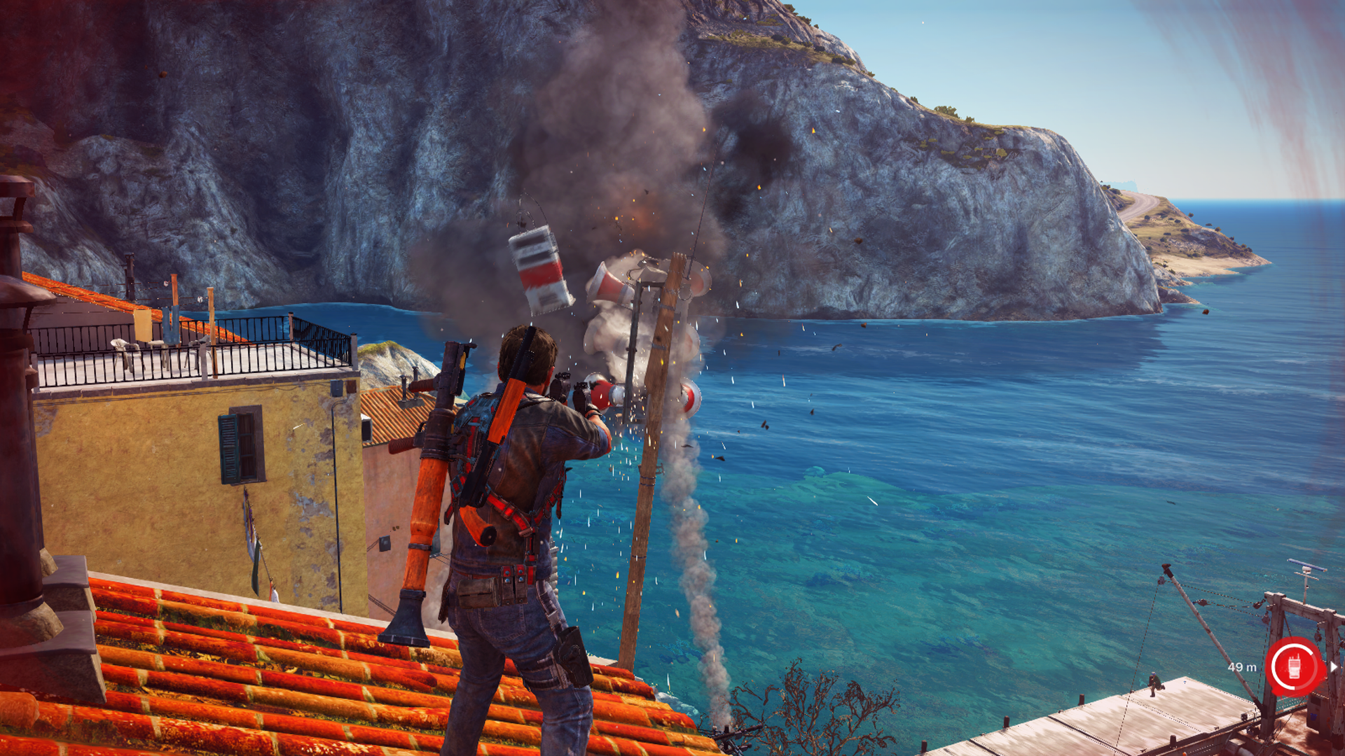 just cause 3 one down