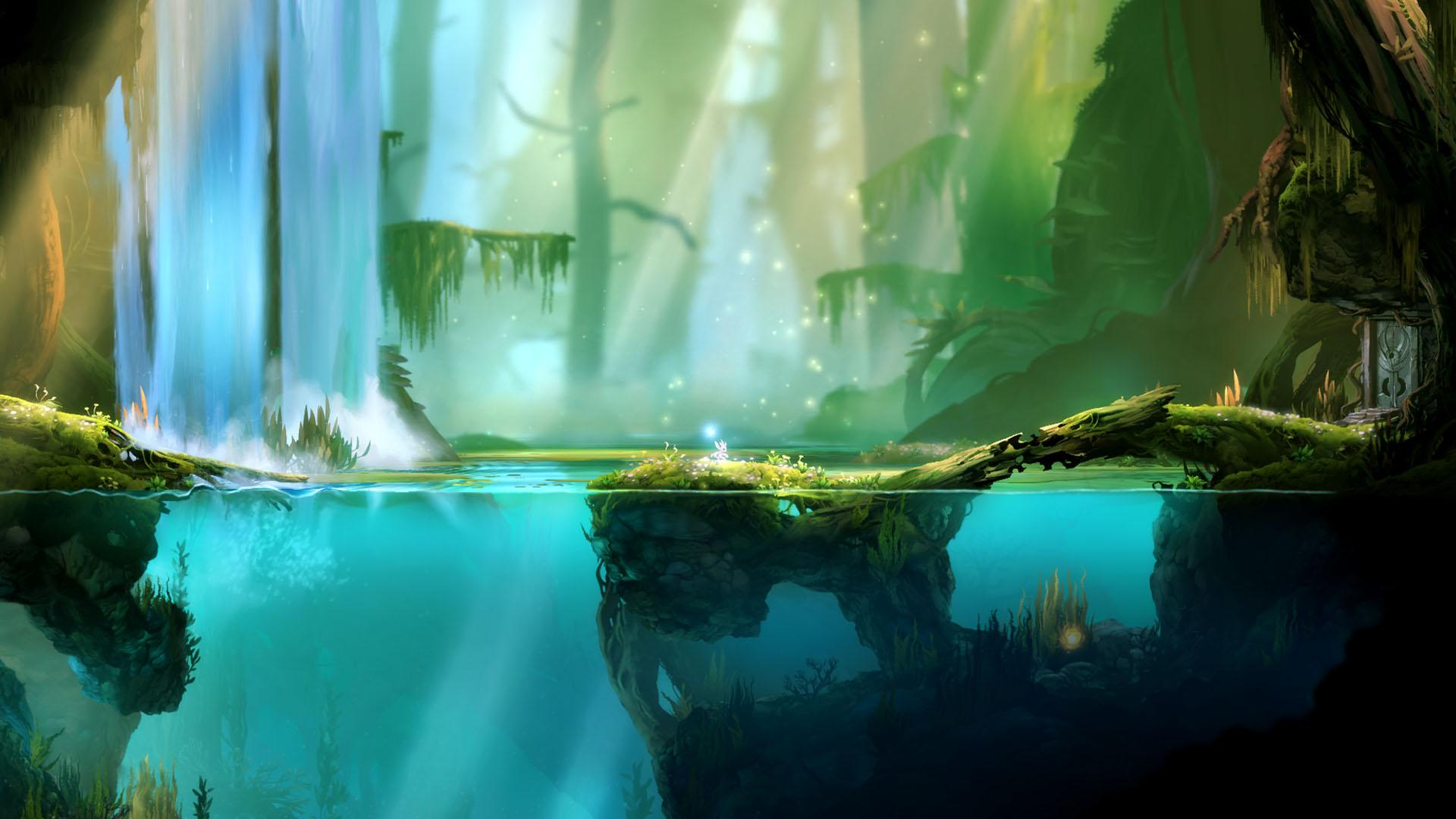 top video games ori blind forest