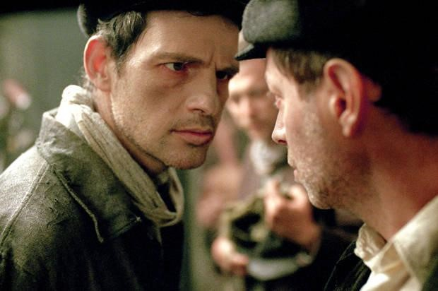 son of saul pissed