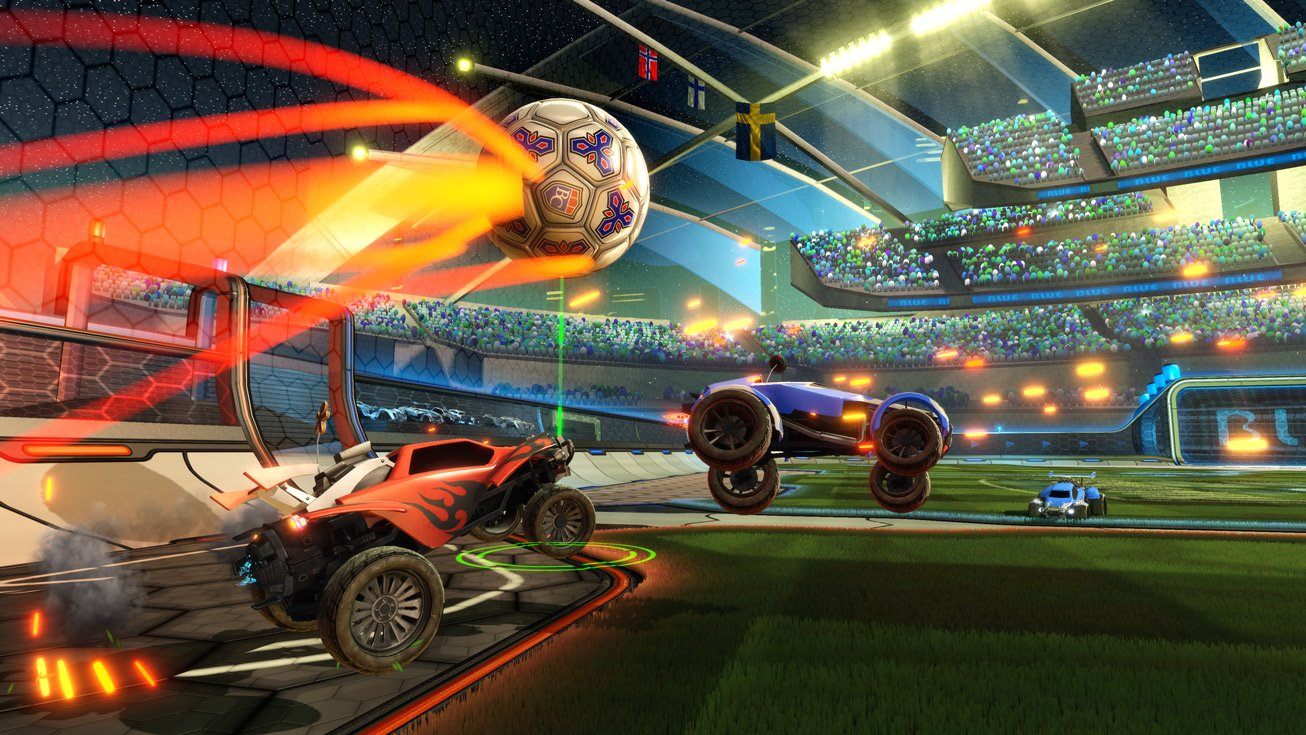 top video games rocket league end of the year