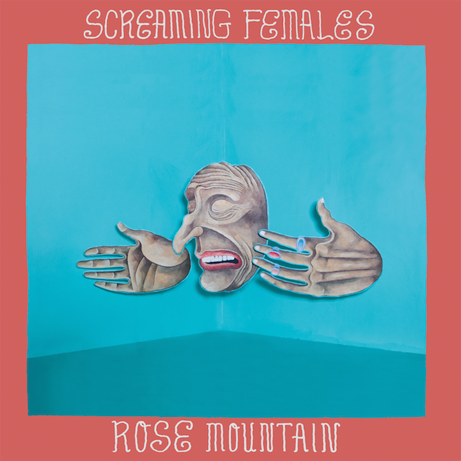 top albums of 2015 screaming females