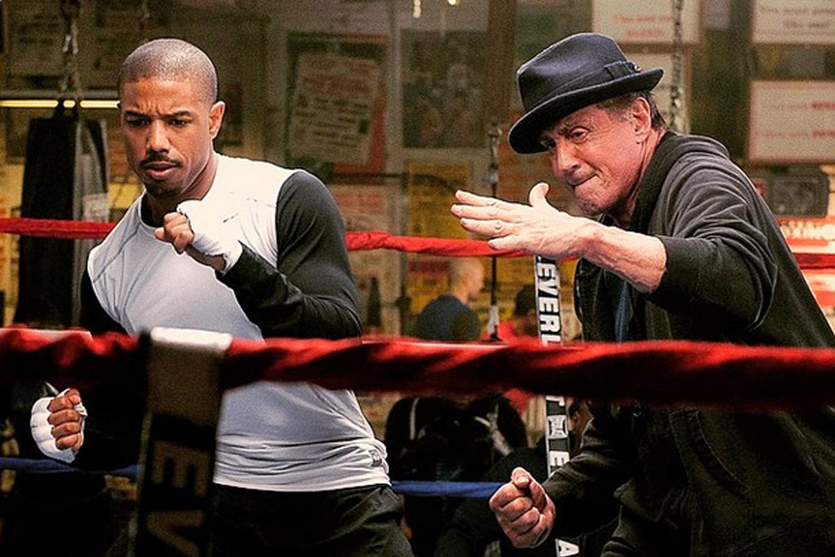 creed sylvester stallone dab