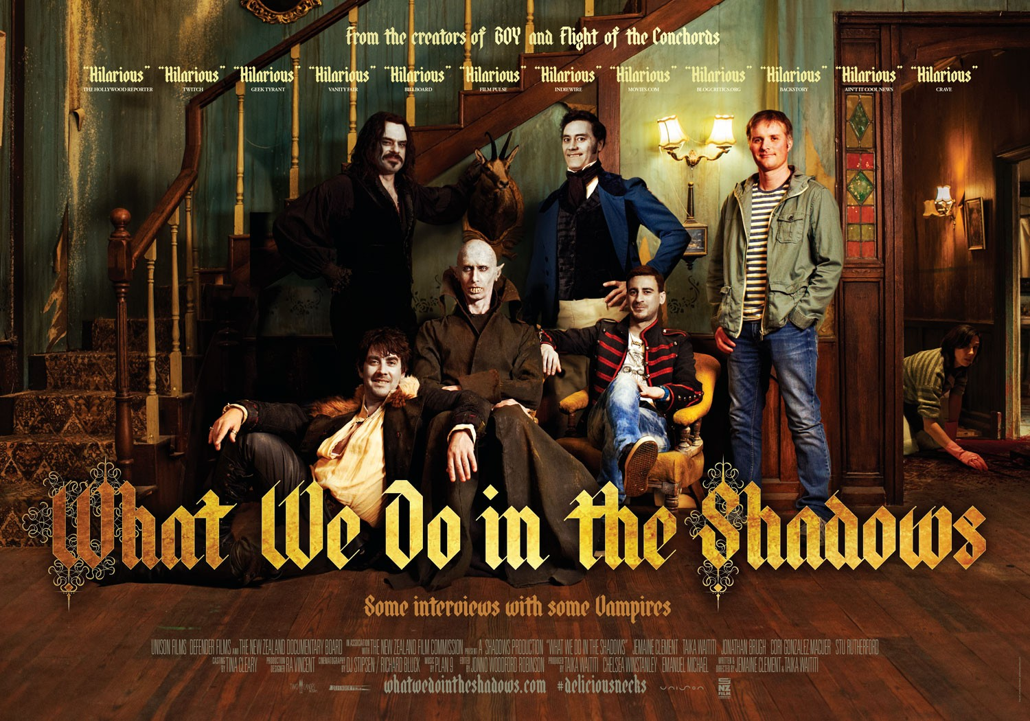 instant picks of the week what we do in the shadows