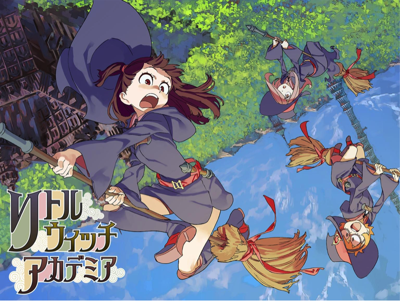 instant picks of the week little witch academia