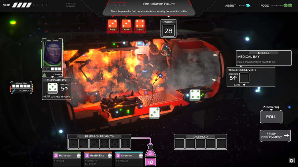 tharsis explosion