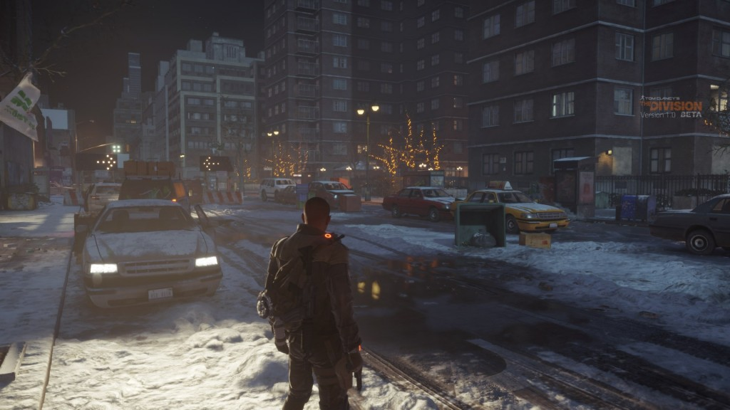 the division big apple