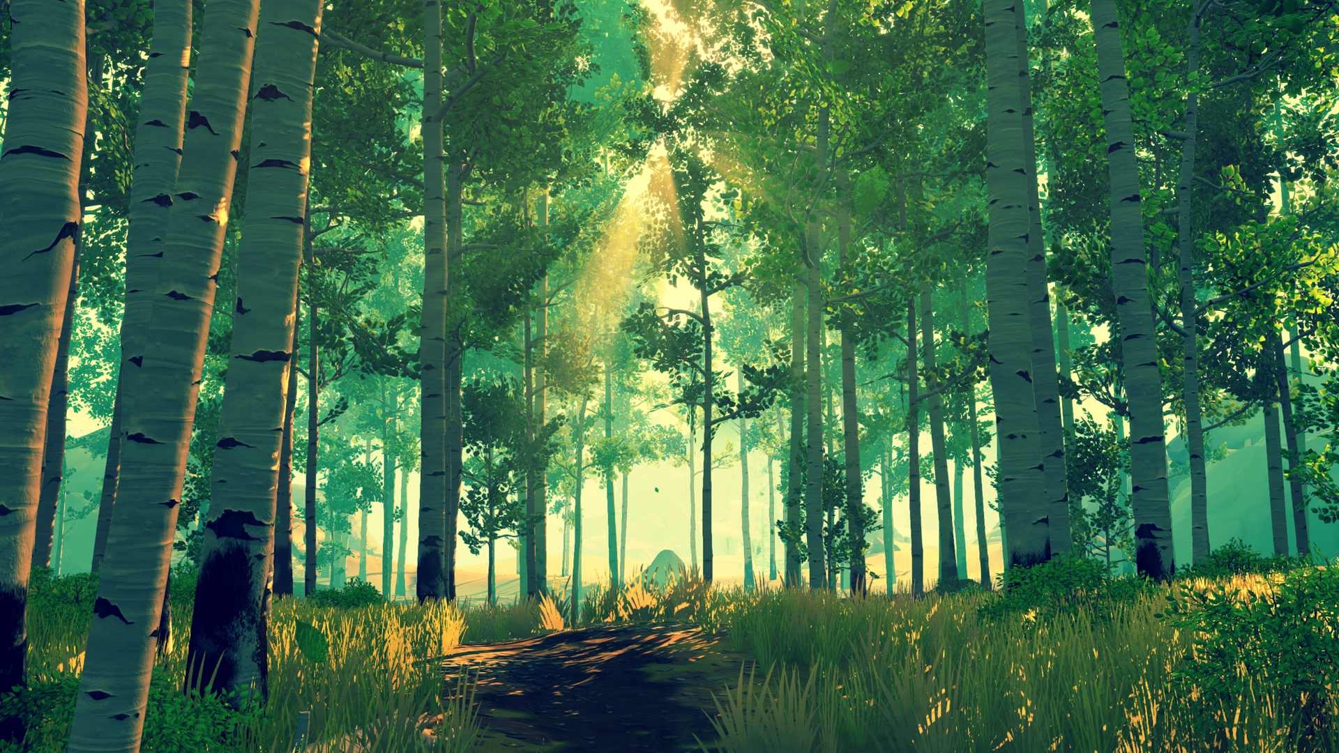 firewatch frolic forest