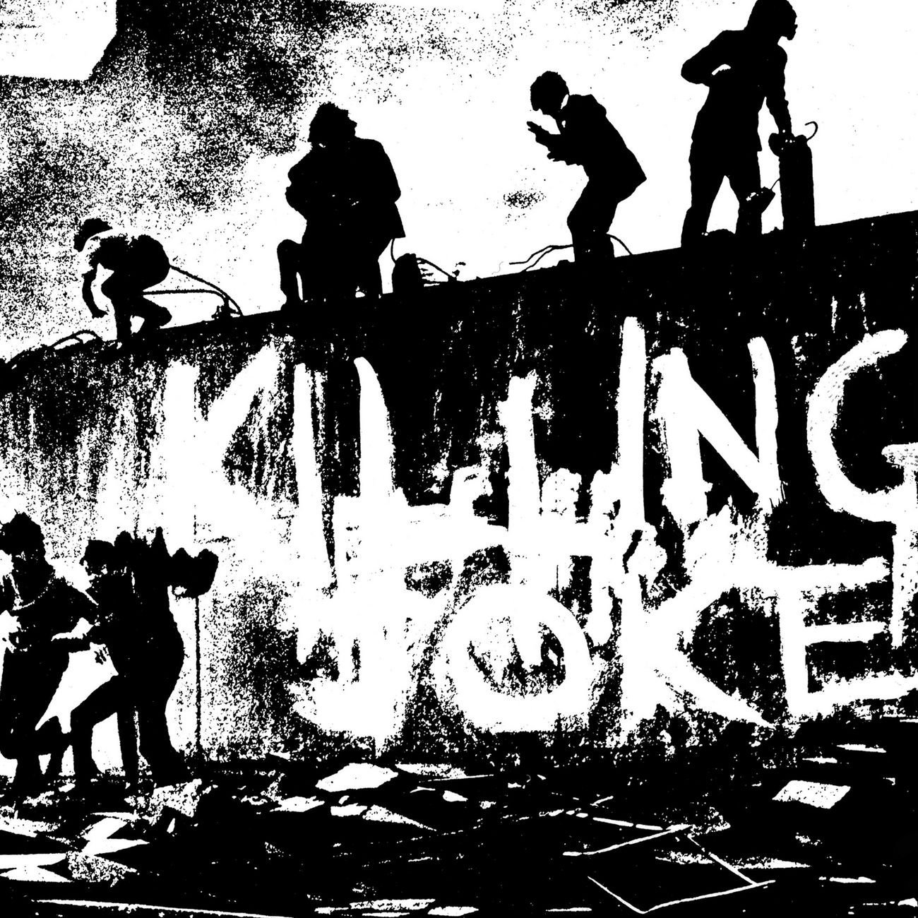post-punk killing joke st