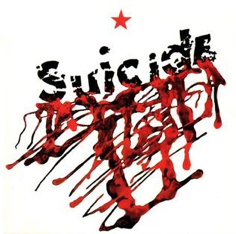post-punk suicide