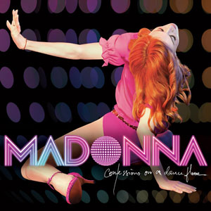 dance-pop confessions on a dance floor