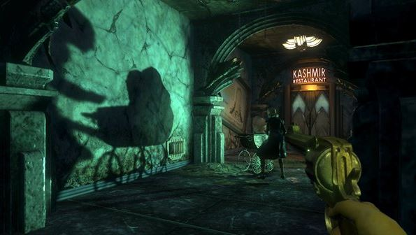 bioshock nothing sinister