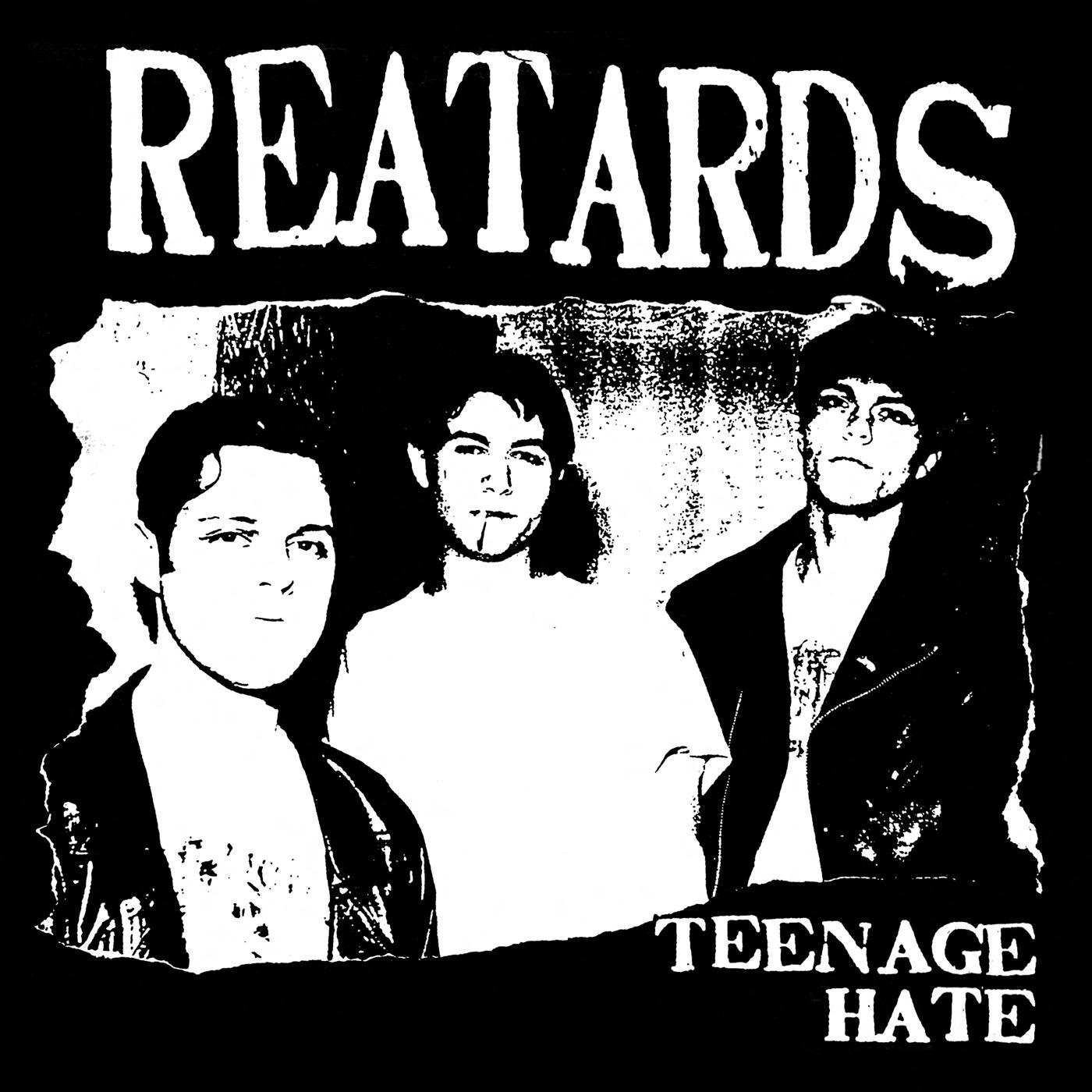 garage rock teenage hate