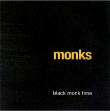 garage rock the monks black monk time