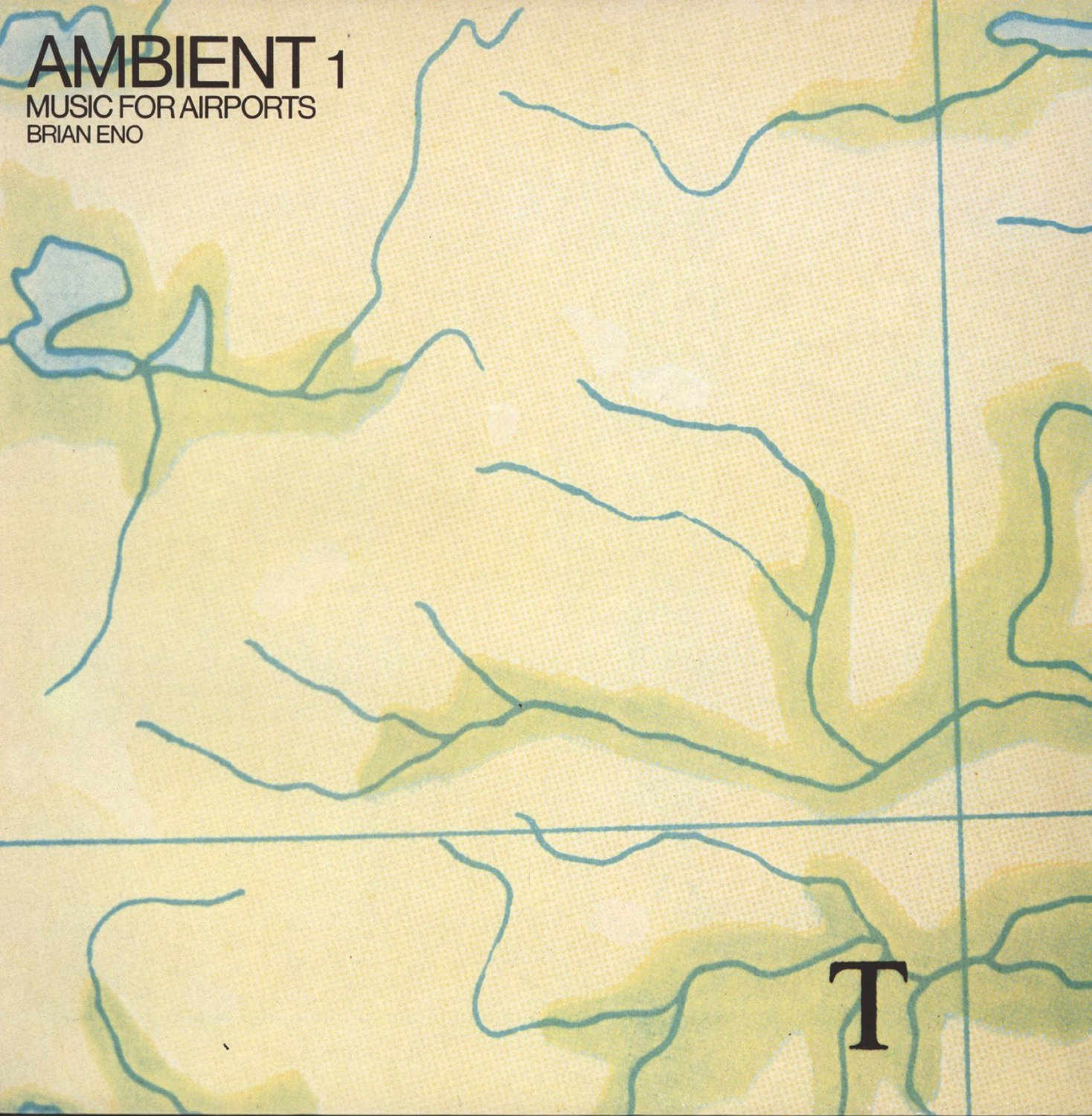 ambient music for airports eno