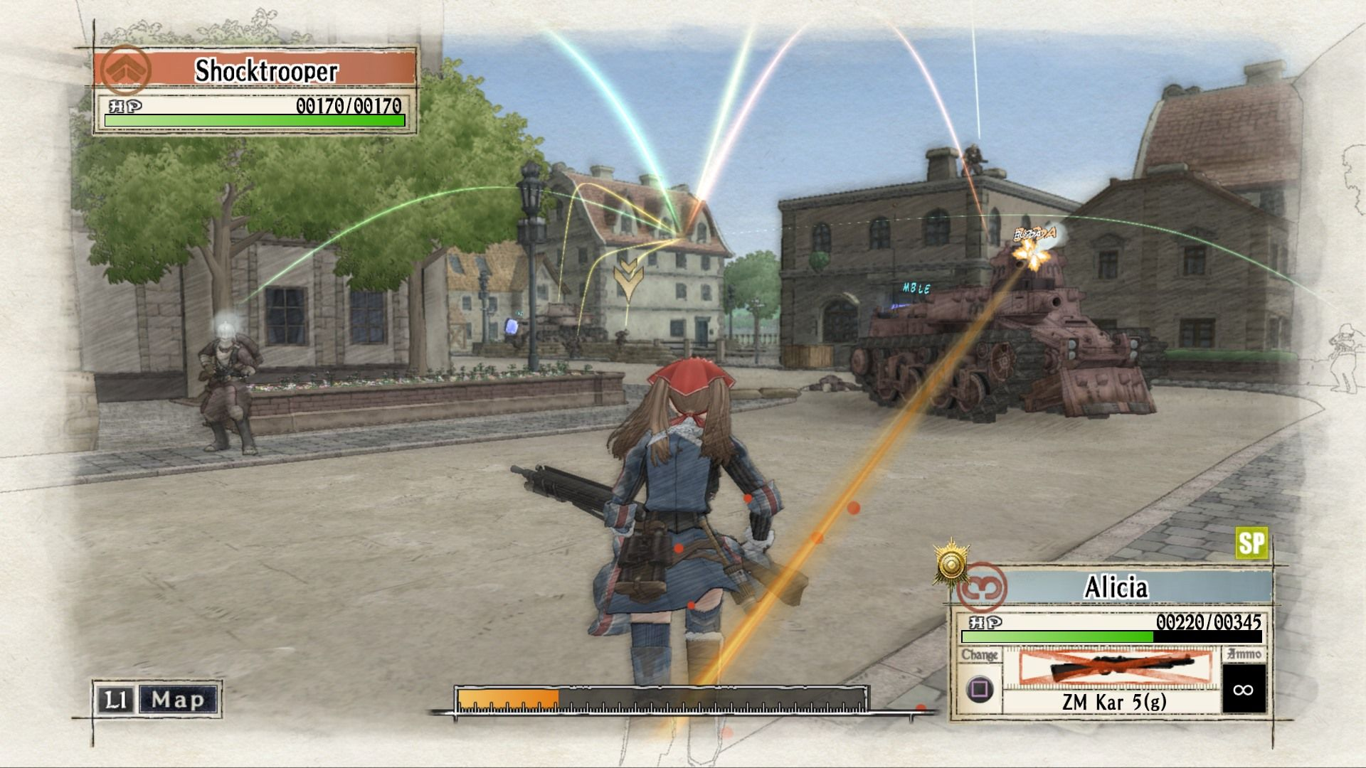 valkyria chronicles army issue
