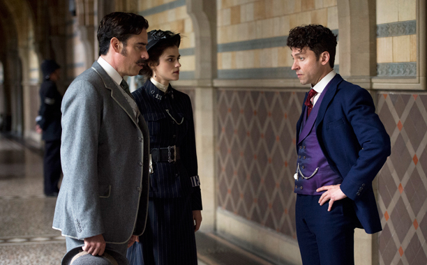 HOUDINI AND DOYLE disbelief