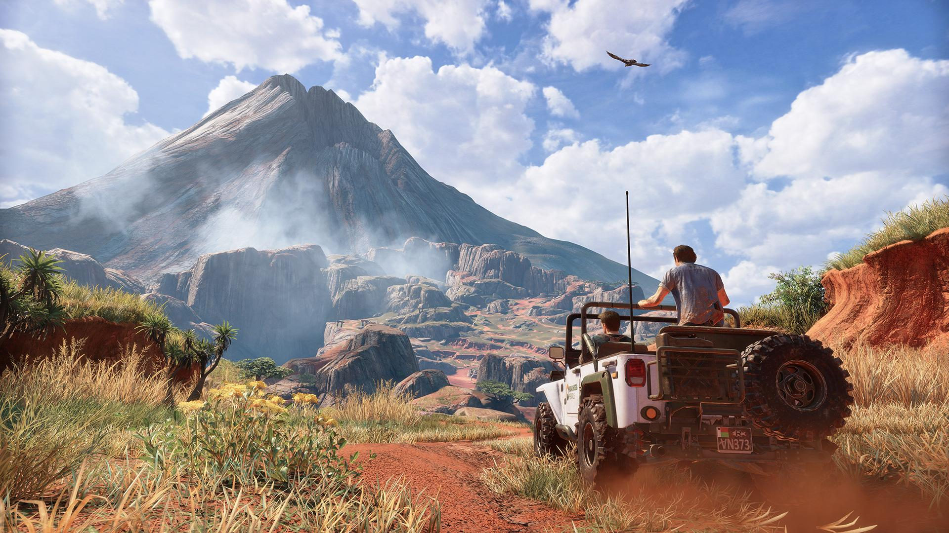 uncharted 4 to the weenie
