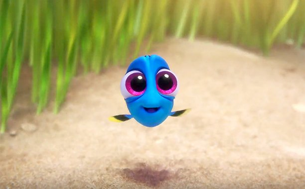 finding dory baby dory
