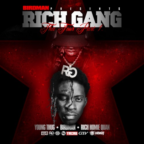 thomas top five rich gang tha tour
