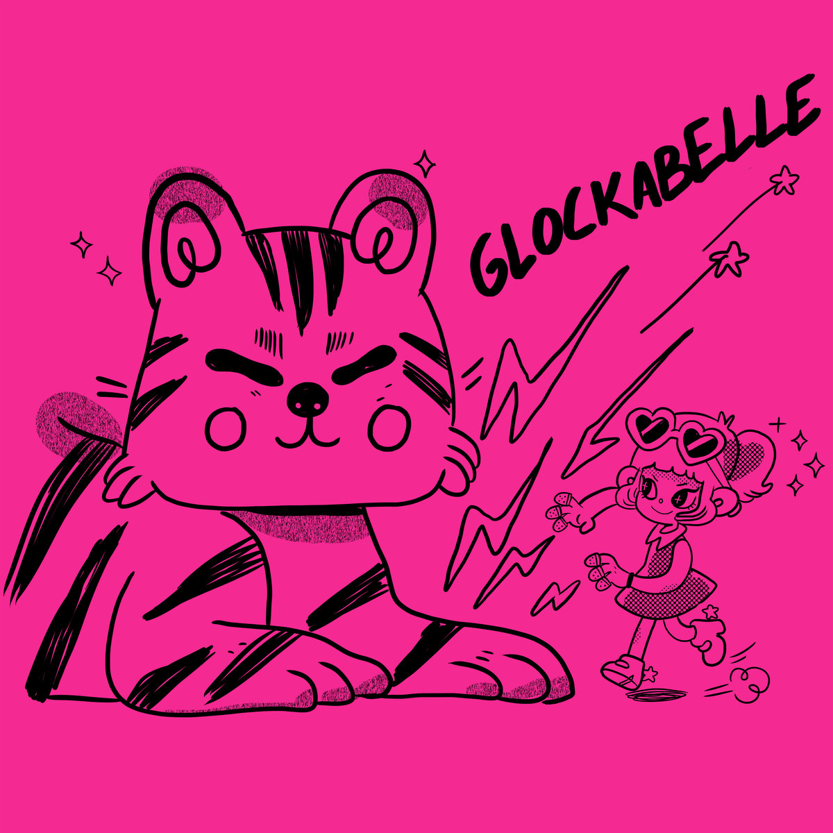 bandcamp picks of the week glockabelle