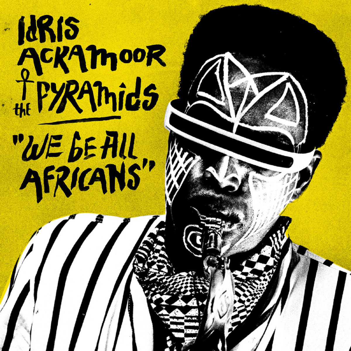 bandcamp picks of the week we be all africans
