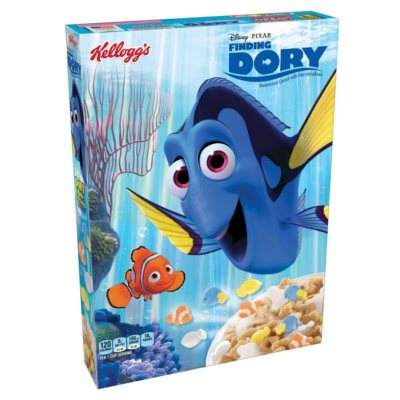 finding dory box