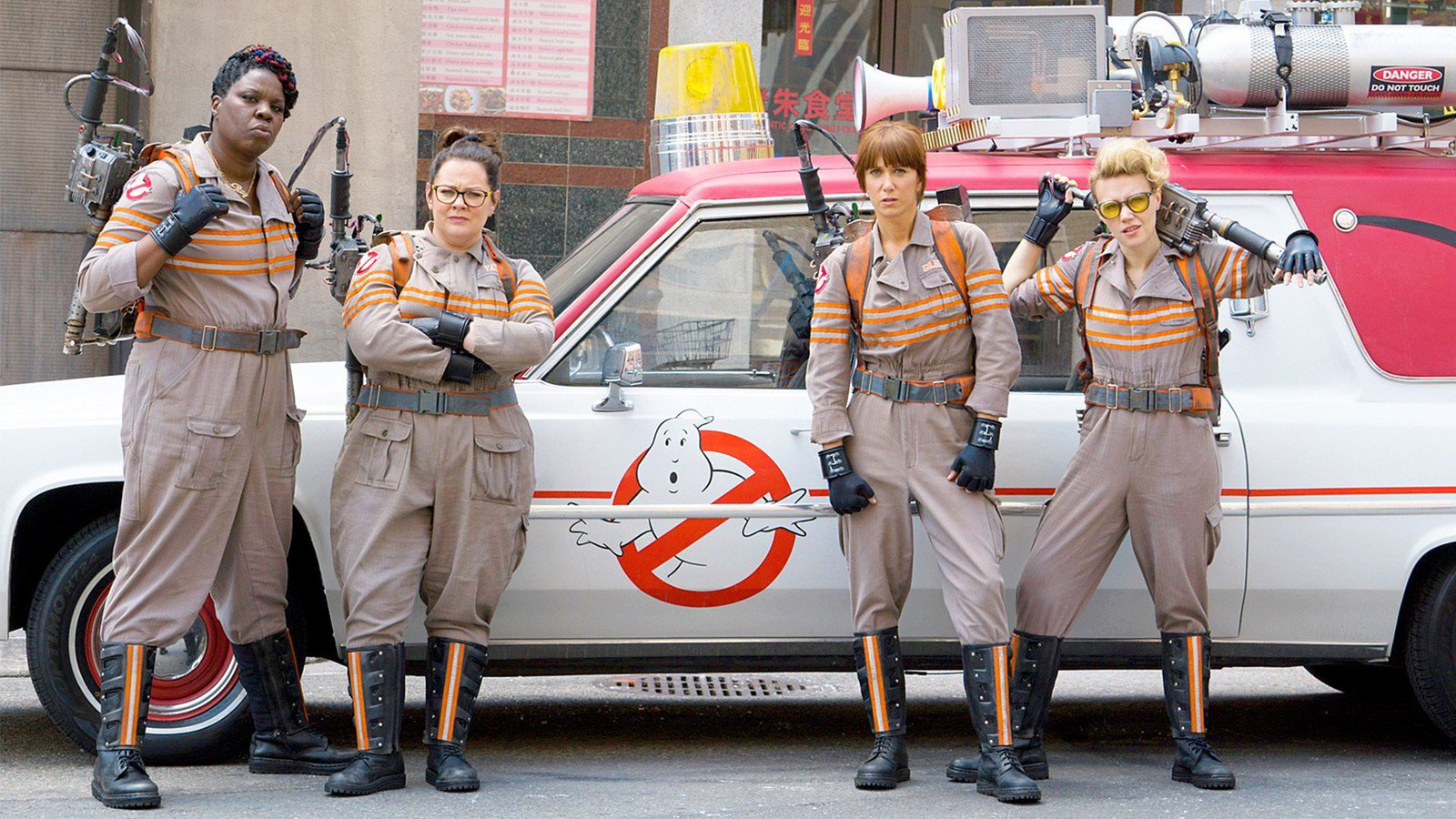 ghostbusters plot hole