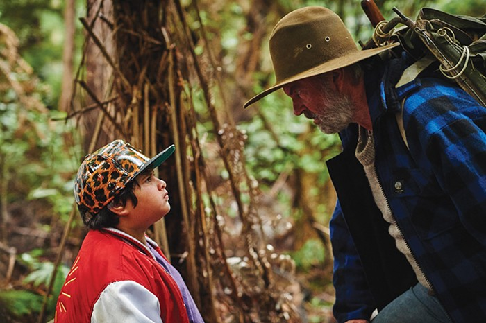 hunt for the wilderpeople compelling