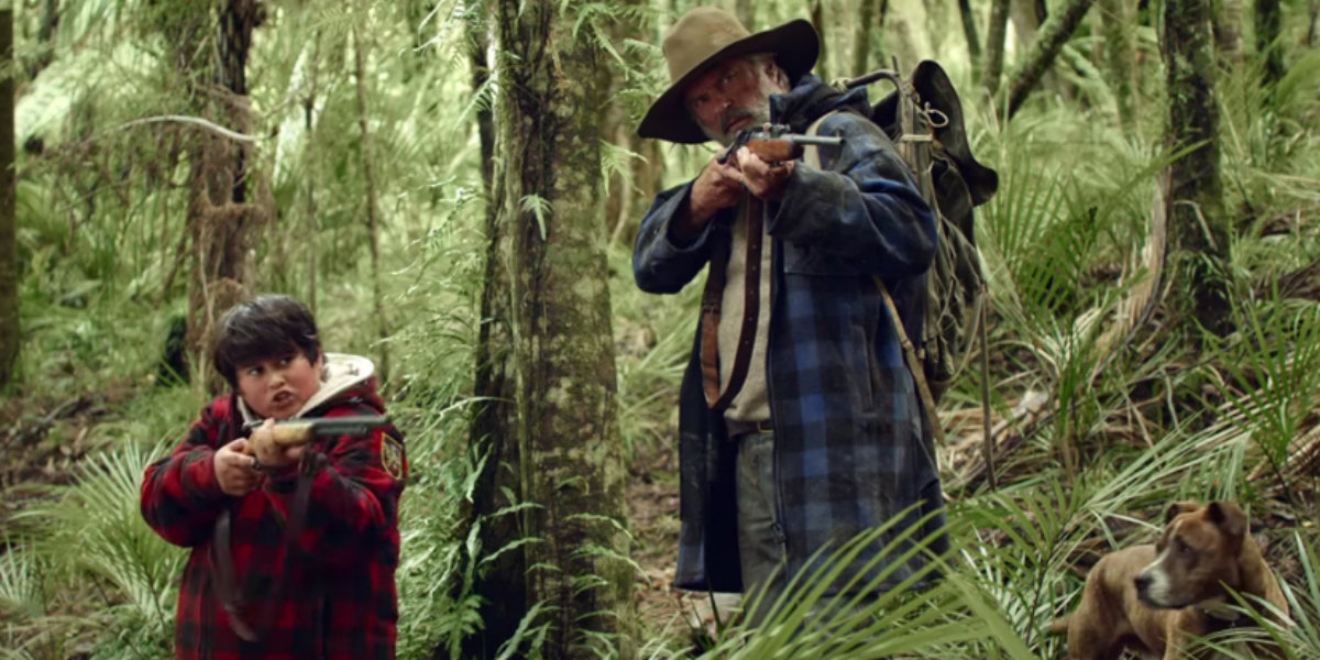 hunt for the wilderpeople guns