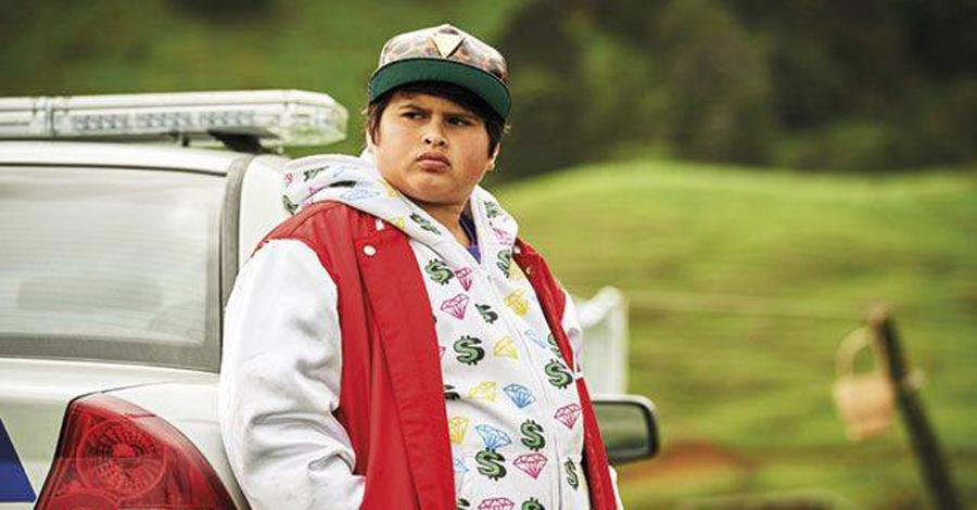 hunt for the wilderpeople sweater