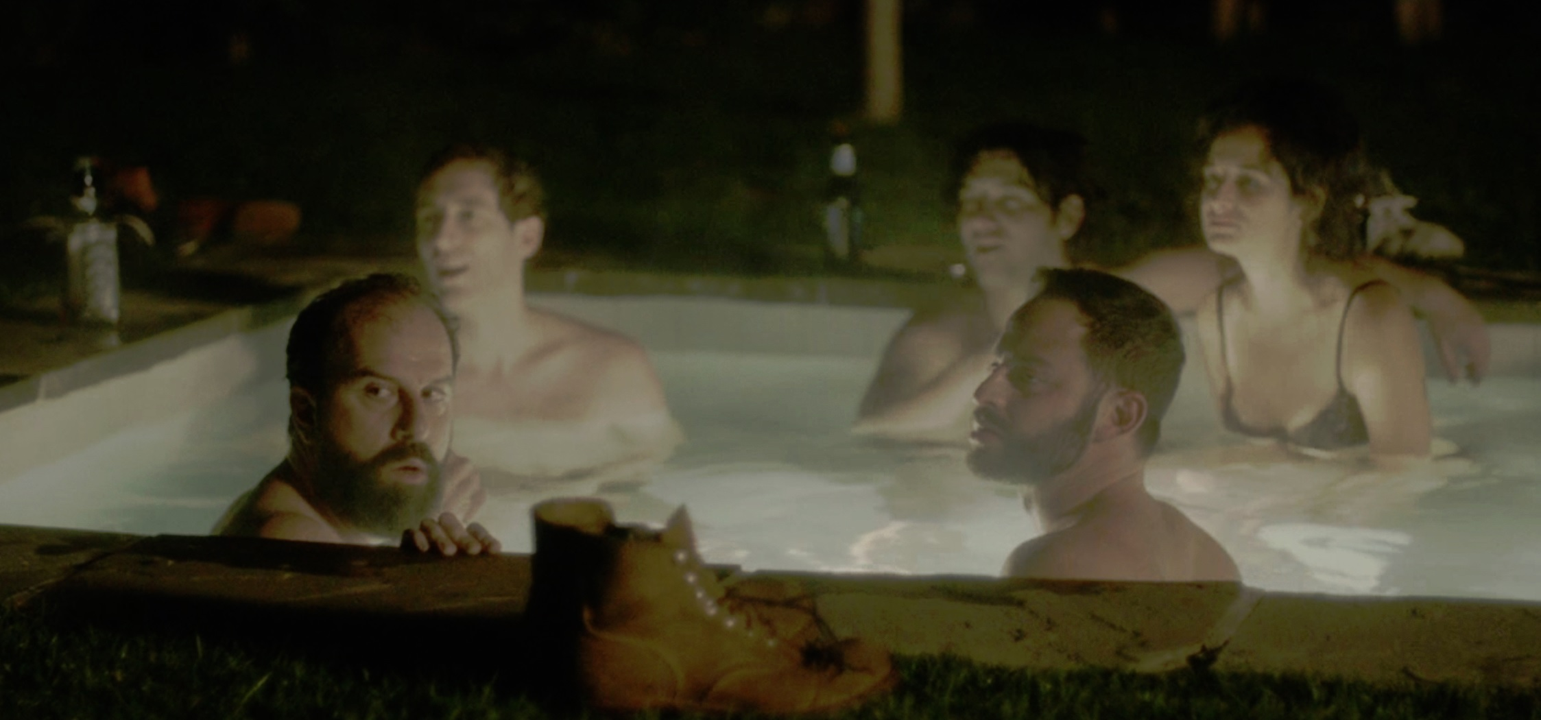 joshy hot tub