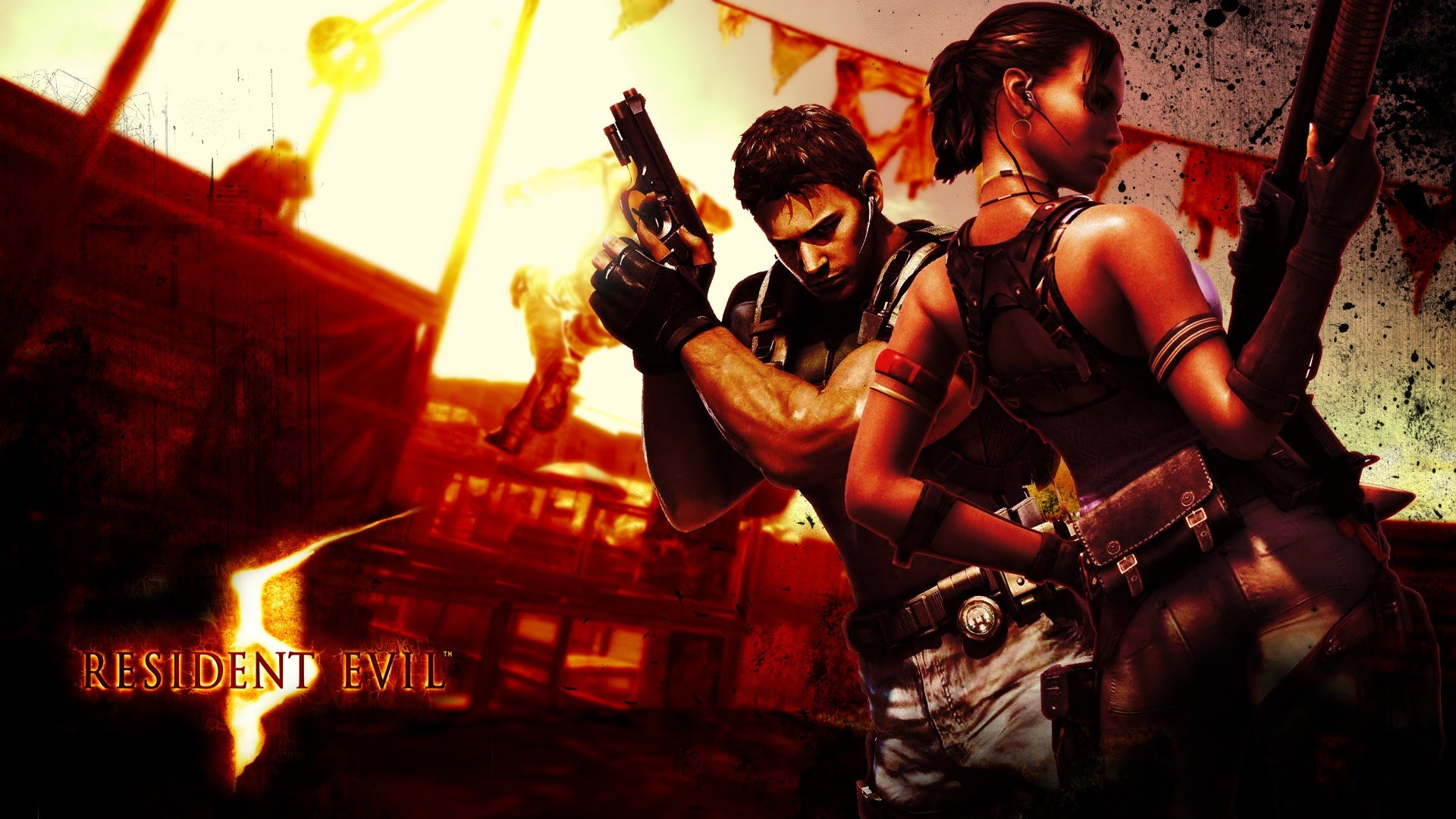Resident Evil 5 Game Reviews Crossfader