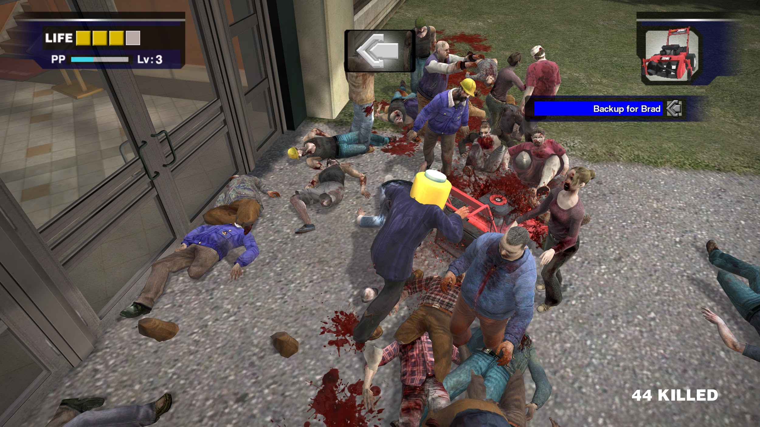 dead rising therapy