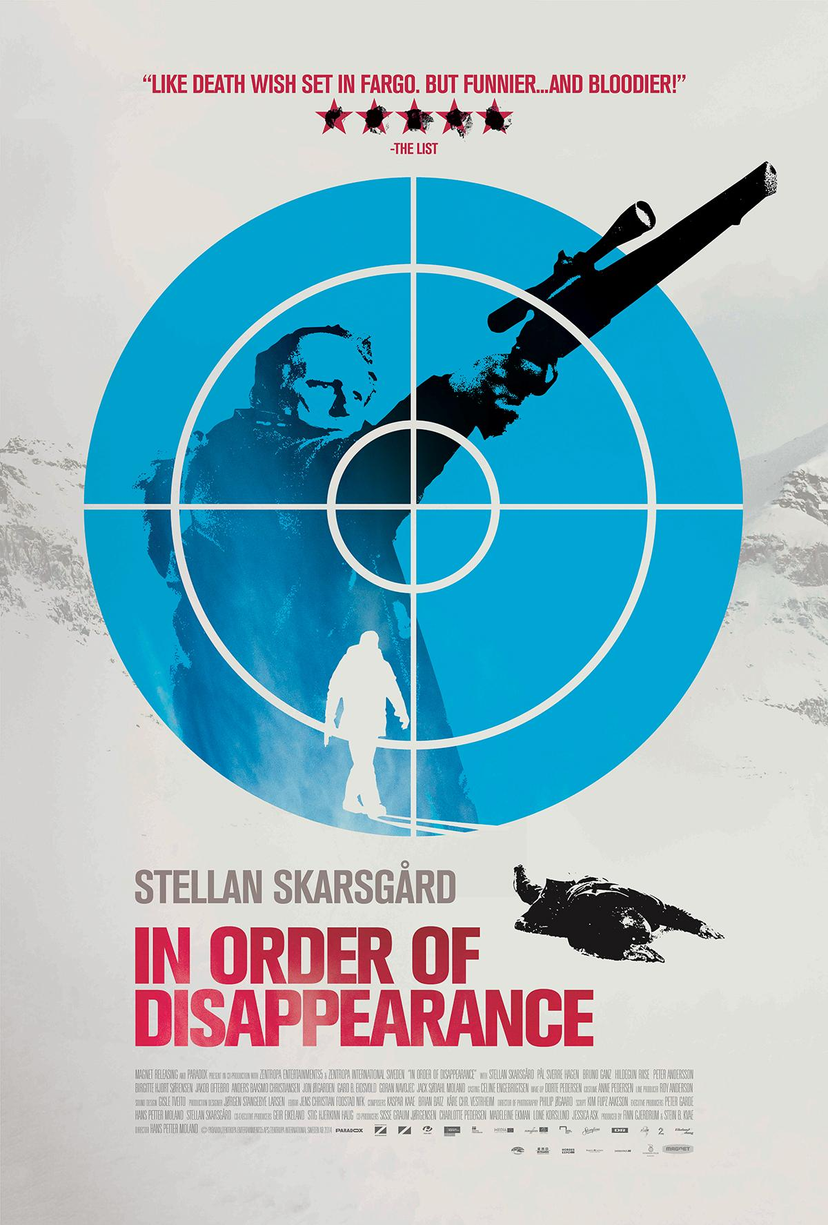 IN ORDER OF DISAPPEARANCE - Film Reviews