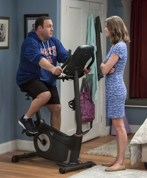 kevin can wait bike