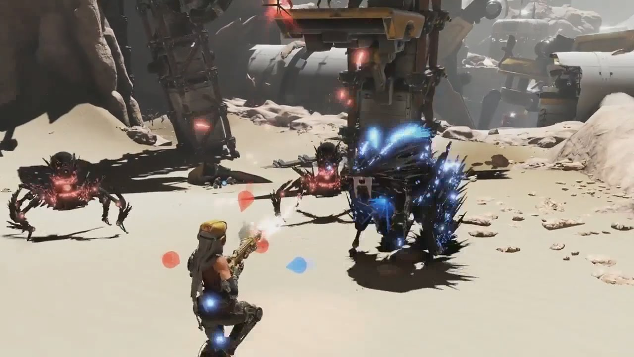 recore red bot