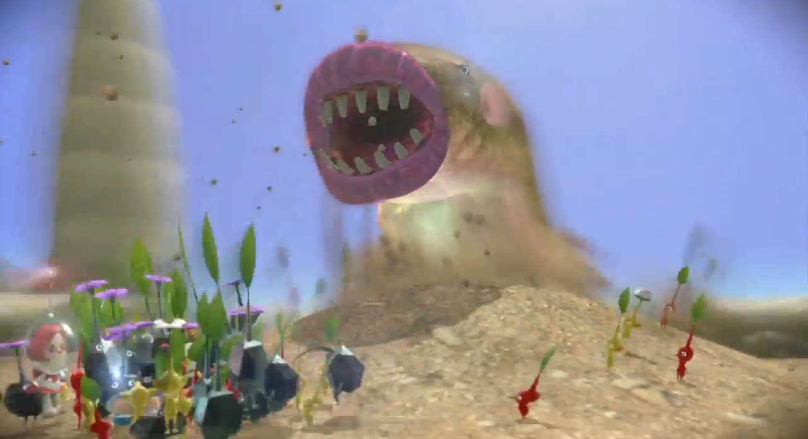 super spooky listicles pikmin