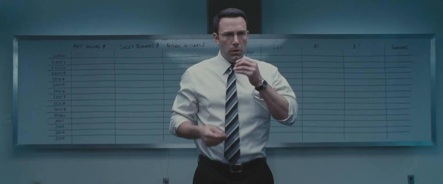 the accountant hot