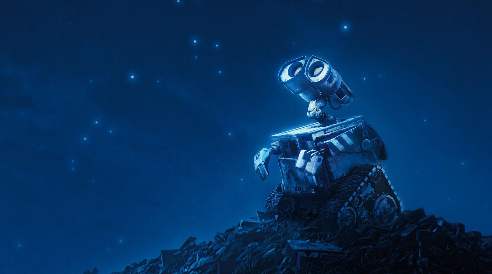 incorporated wall e